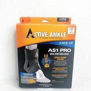 Active Ankle AS1 Pro Lace-Up Multi-Sport Brace